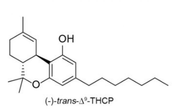 THCP molecule, now available for consumption from Spectrum Labs